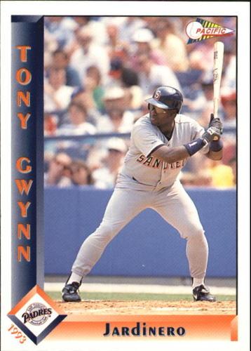 Photo of 1993 Pacific Spanish #257 Tony Gwynn