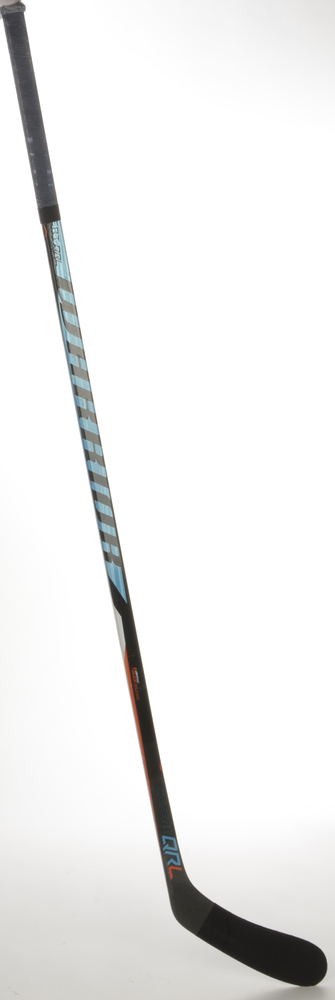 Mikkel Boedker San Jose Sharks Team Europe World Cup of Hockey 2016 Tournament-Used Warrior Covert QRL Hockey Stick