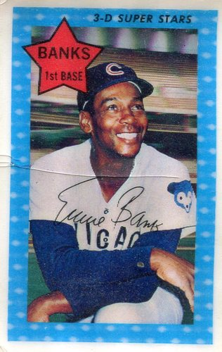 Photo of 1971 Kellogg's #50 Ernie Banks