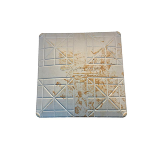 Photo of 2018 Texas Rangers Game-Used Base (August) - PRESALE: Choose your Game Date!