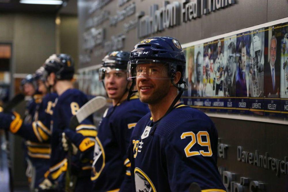 Ultimate Sabres Fan Package -  Buffalo Sabres vs. St. Louis Blues 3-17-19