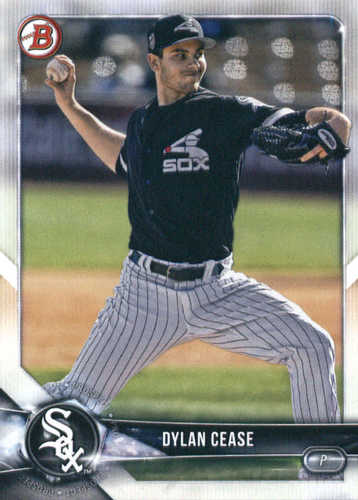 Photo of 2018 Bowman Draft #BD59 Dylan Cease