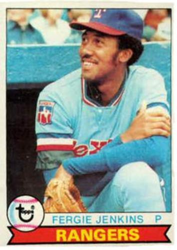 Photo of 1979 Topps #544 Fergie Jenkins