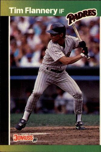 Photo of 1989 Donruss #364 Tim Flannery