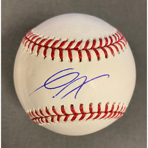 Gavin Lux Authentic Autographed Baseball