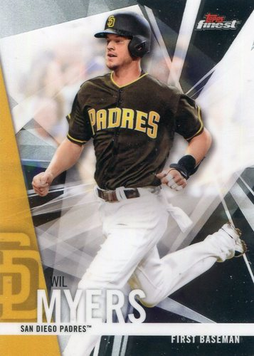 Photo of 2017 Finest #91 Wil Myers