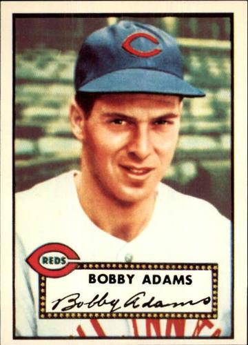 Photo of 1983 Topps 1952 Reprint #249 Bobby Adams
