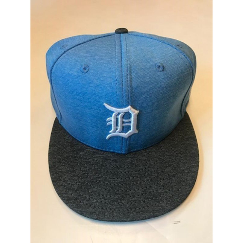 Photo of Team-Issued Detroit Tigers Father's Day Cap