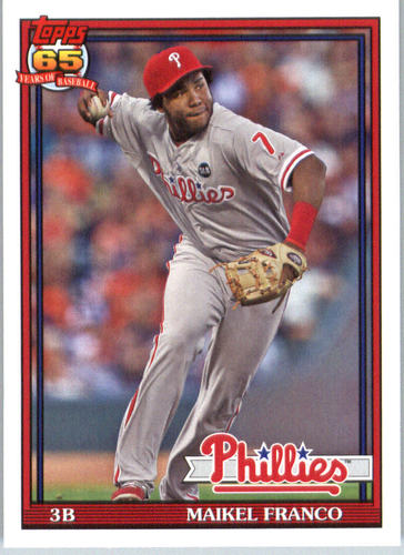 Photo of 2016 Topps Archives #285 Maikel Franco