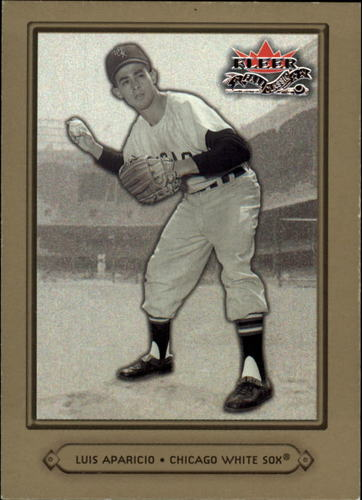 Photo of 2002 Fleer Fall Classics #11A Luis Aparicio W.Sox