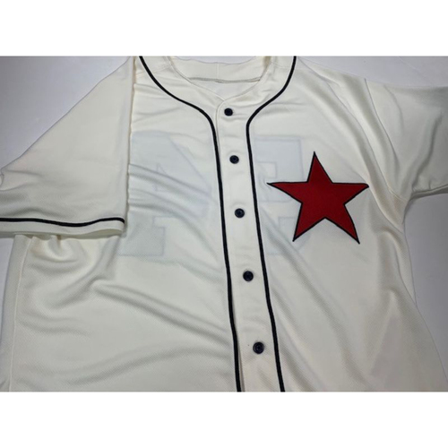 Photo of Game-Used Detroit Stars Jersey: Drew VerHagen