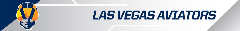 Las Vegas Aviators team banner