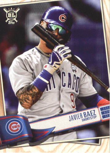 Photo of 2019 Topps Big League #215 Javier Baez