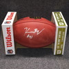 NFL - Titans Kevin Byard signed authentic football