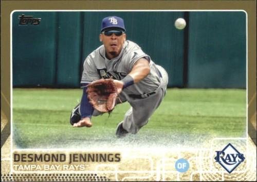 Photo of 2015 Topps Gold #674 Desmond Jennings