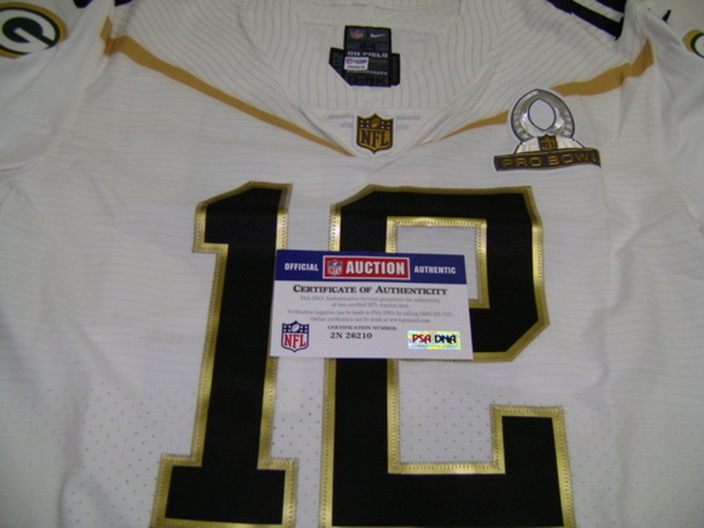 new style b0fe8 9d83e NFL Auction | NFL - PACKERS AARON RODGERS 2016 TEAM RICE ...