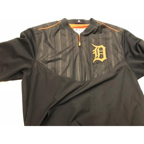 Photo of 2017 Detroit Tiger #44 Road Batting Practice Jacket