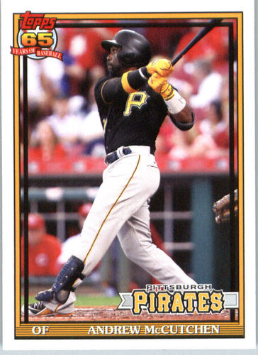 Photo of 2016 Topps Archives #294 Andrew McCutchen