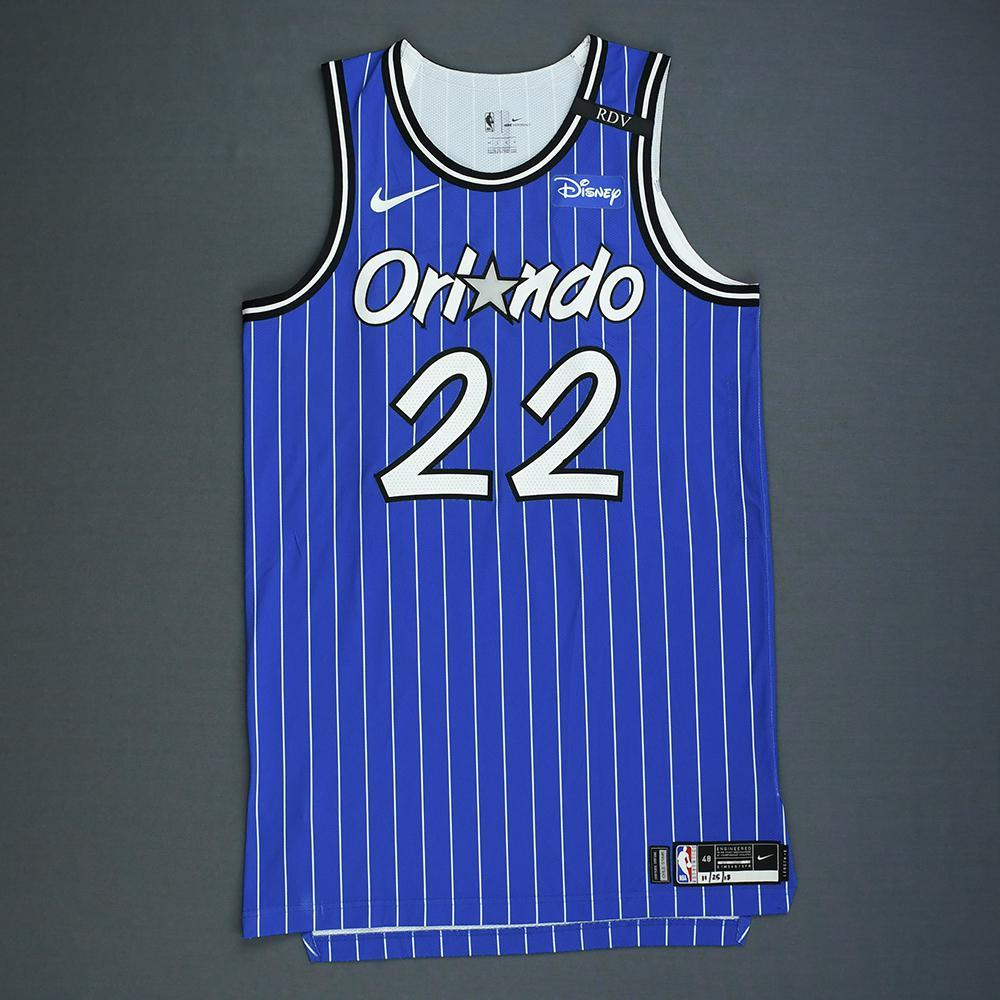 Jerian Grant - Orlando Magic - Game-Worn Classic Edition 1994-98 Alternate Road Jersey - Worn in 5 Games - 2018-19 Season