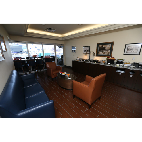 Photo of Pirates Charities Suite