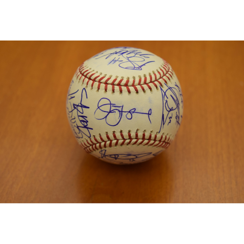 Photo of 2008 Detroit Tigers Team Signed Baseball (MLB Authenticated)