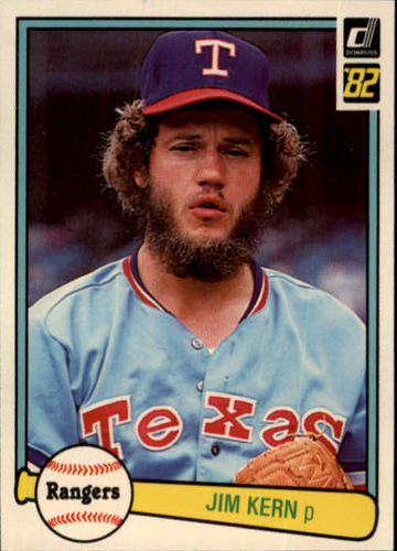 Photo of 1982 Donruss #89 Jim Kern