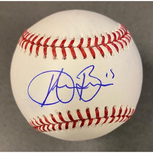 Austin Barnes Authentic Autographed Baseball