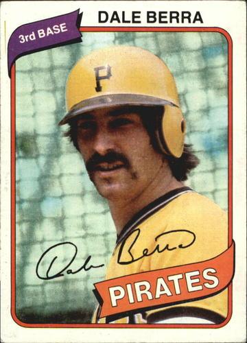 Photo of 1980 Topps #292 Dale Berra