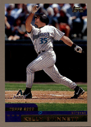 Photo of 2000 Topps #347 Kelly Stinnett