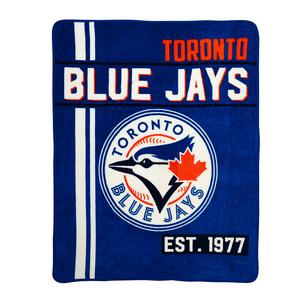 Toronto Blue Jays Micro Plush Throw