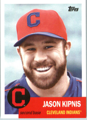 Photo of 2016 Topps Archives #77 Jason Kipnis