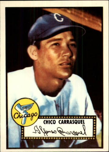 Photo of 1983 Topps 1952 Reprint #251 Chico Carrasquel
