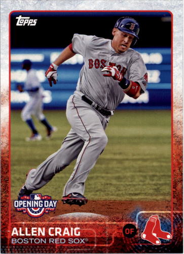 Photo of 2015 Topps Opening Day #192 Allen Craig