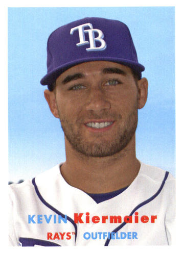 Photo of 2015 Topps Archives #91 Kevin Kiermaier