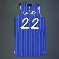 Jerian Grant - Orlando Magic - Game-Worn Classic Edition 1994-98 Alternate Road Jersey - Worn in 5 Games - 2018-19 Season