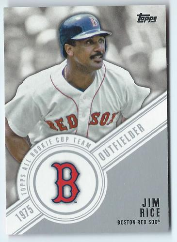 Photo of 2014 Topps All Rookie Cup #RCT6 Jim Rice