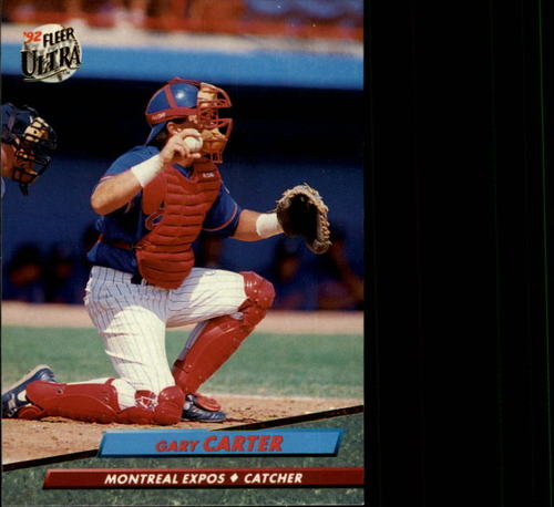 Photo of 1992 Ultra #514 Gary Carter