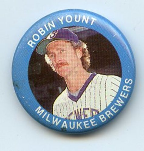 Photo of 1984 Fun Foods Pins #29 Robin Yount