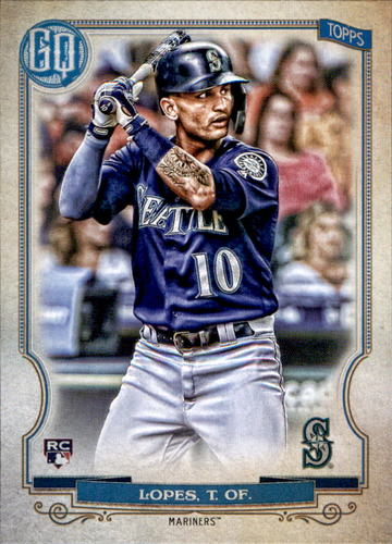 Photo of 2020 Topps Gypsy Queen #80 Tim Lopes RC
