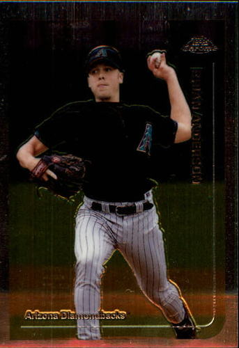 Photo of 1999 Topps Chrome #409 Brian Anderson