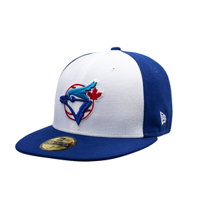 Toronto Blue Jays League Cap with Alomar Hall of Fame Patch by New Era