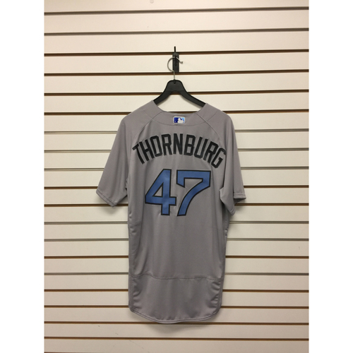 Tyler Thornbrug  Team-Issued 2017 Father's Day Road Jersey