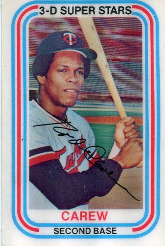 Photo of 1976 Kellogg's #48 Rod Carew