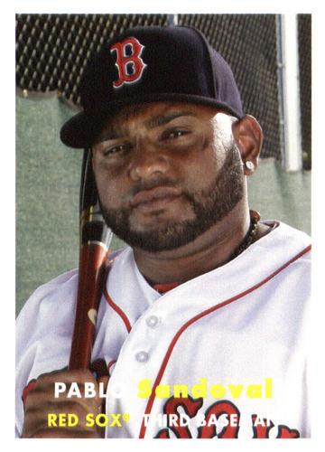 Photo of 2015 Topps Archives #95 Pablo Sandoval