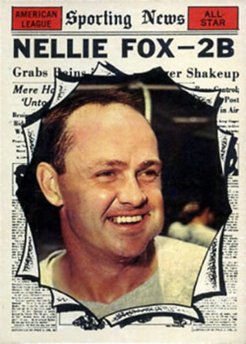 Photo of 1961 Topps #570 Nellie Fox AS