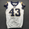 Crucial Catch - Rams John Johnson Game Used Jersey  (October 7th