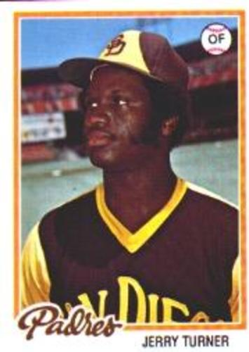 Photo of 1978 Topps #364 Jerry Turner