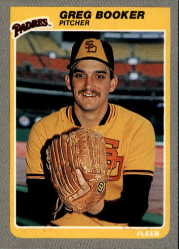 Photo of 1985 Fleer #27 Greg Booker