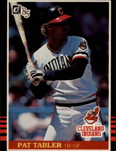 Photo of 1985 Donruss #460 Pat Tabler