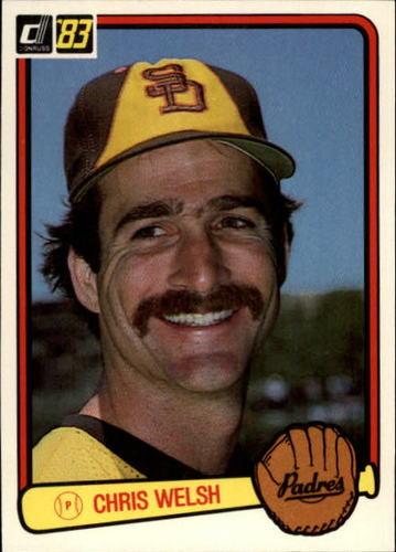 Photo of 1983 Donruss #94 Chris Welsh